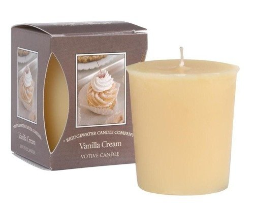 Vanilla Cream - votive.