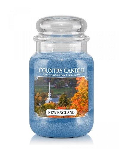 New England - słoik duży - Country Candle.